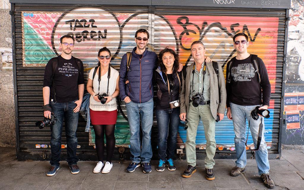 Así fue el curso de fotografía Fotowalk Barcelona 2 del 23 de abril de 2016