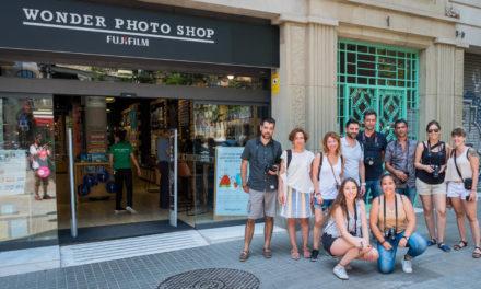 Así fue el Curso de Fotografía Fotowalk Barcelona del 15 de julio de 2017