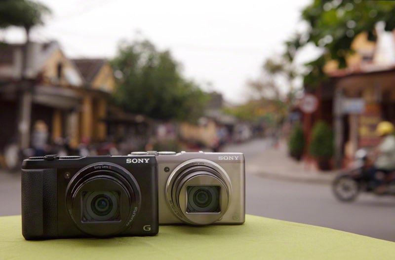 Nuevas Sony Cyber-shot HX50 y HX50V