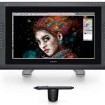 Wacom actualiza su Cintiq 22HD, ahora con función multitáctil