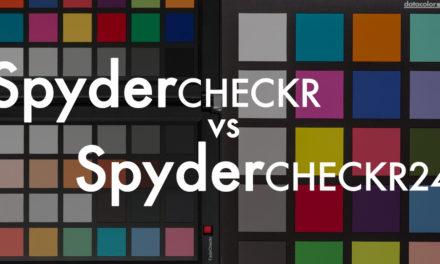 Diferencias entre Datacolor SpyderCHECKR y SpyderCHECKR 24