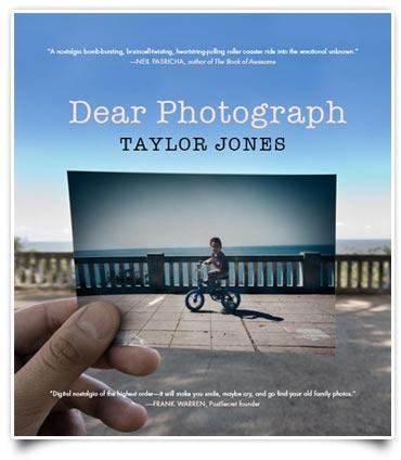 """El proyecto fotográfico """"Dear Photograph"""" publica su primer libro"""