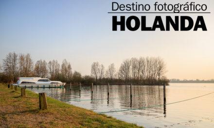 Semana fotográfica por los canales de Holanda