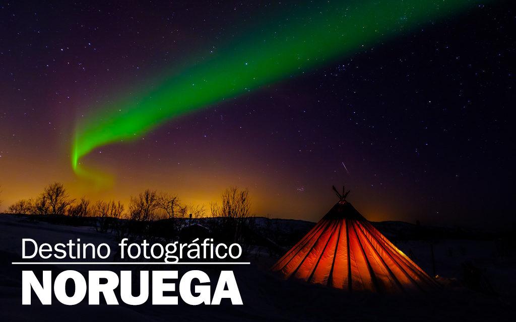 Fotografiar Noruega en invierno