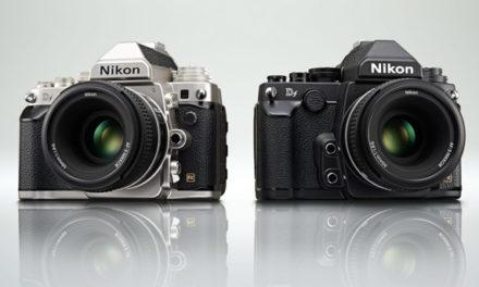 Nikon Df, formato completo e inspirada en la Nikon FM2