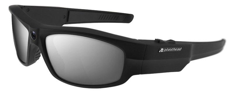 Probamos las Pivothead, las gafas que graban vídeo