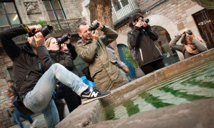 Curso de Fotografía Fotowalk Barcelona 1, 14 de diciembre de 2013