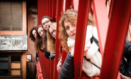 Curso de Fotografía Fotowalk Girona 1, 18 de enero de 2014
