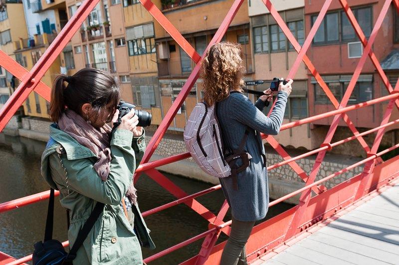 Curso de Fotografía Fotowalk Girona 2, 12 de abril de 2014