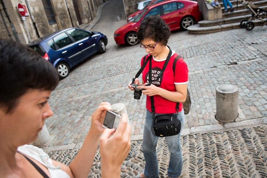 Curso de Fotografía Fotowalk Girona 1, 30 de agosto de 2014