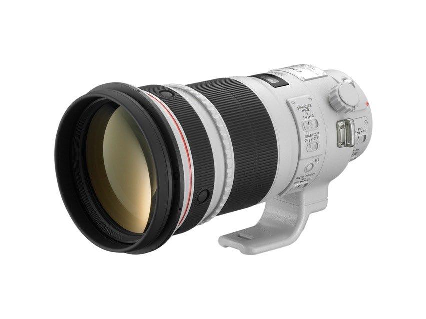 Canon lanza nuevos objetivos profesionales (Serie L)