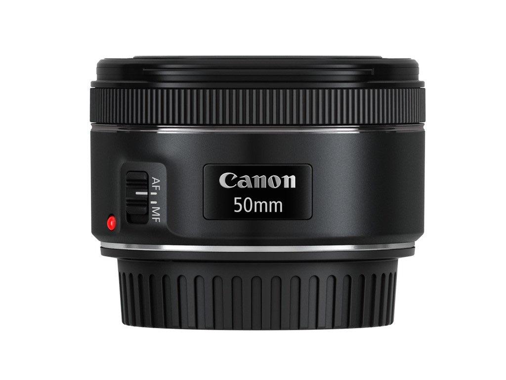 EF 50 mm f1,8 STM FRT w CAP