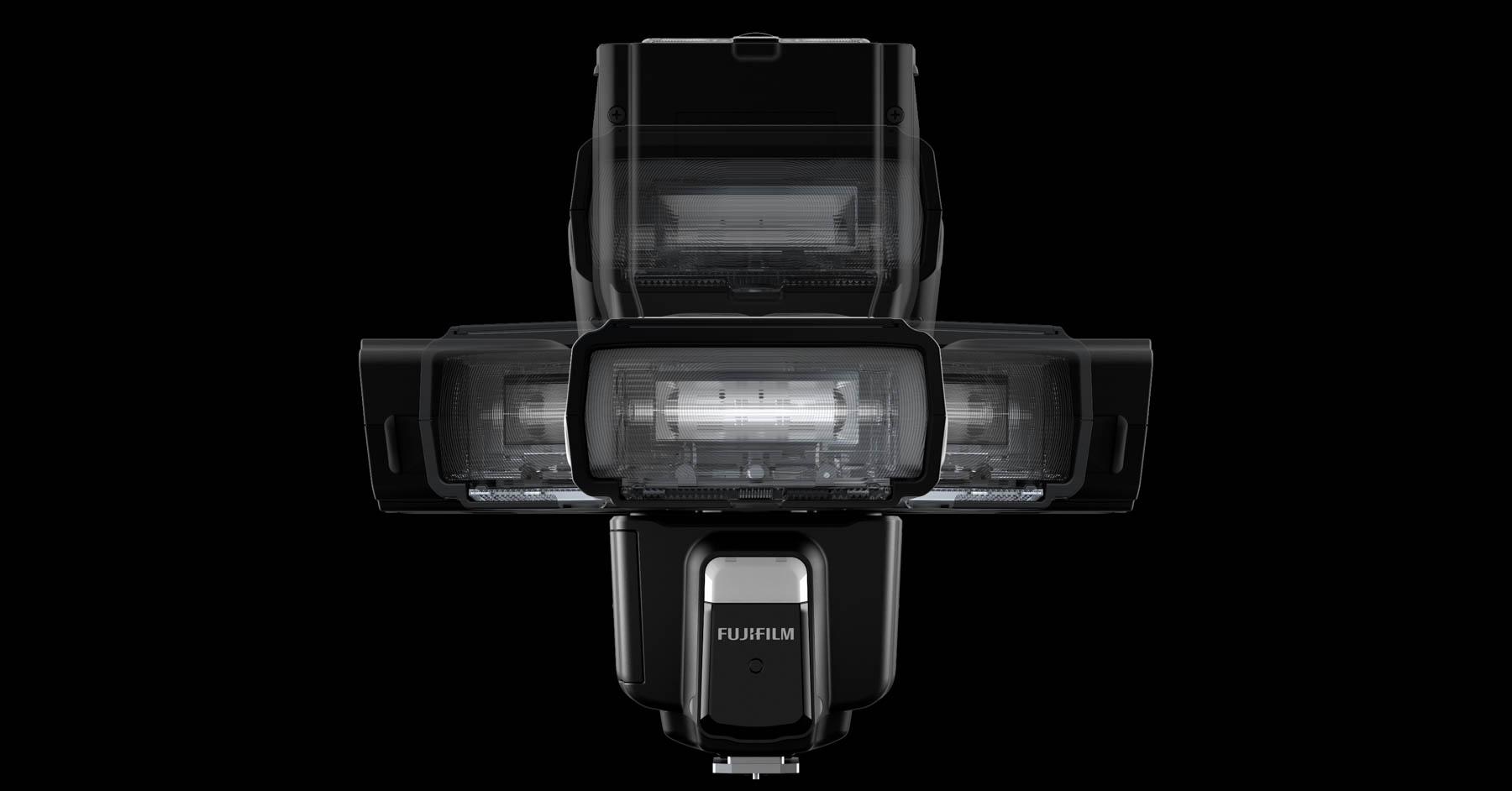 Nuevo flash Fujifilm EF-60 y controlador inalámbrico EF-W1