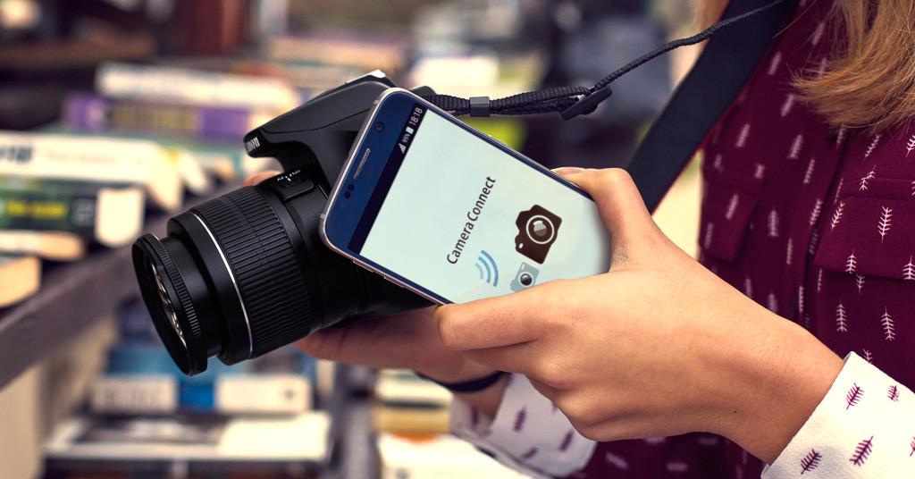 EOS 1300D Tech 3 NFC