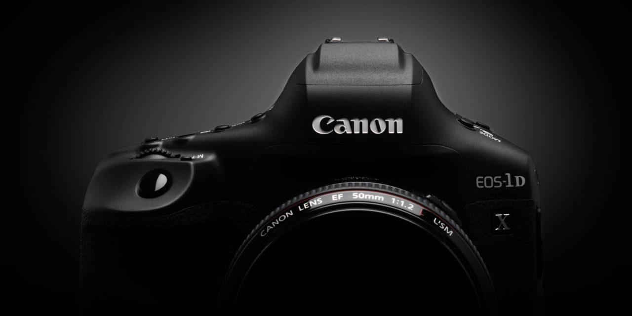 La nueva Canon EOS-1D X Mark III ya es oficial