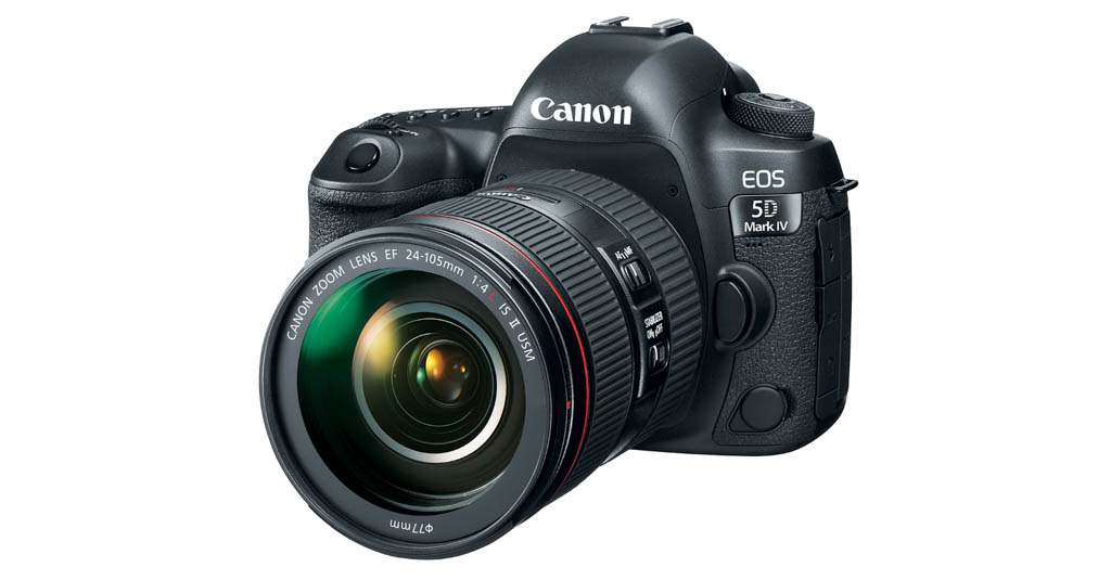 Canon EOS 5D Mark IV, la rumoreada cámara ya está aquí