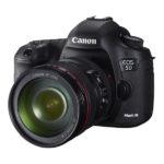 Nuevo firmware para la Canon EOS 5D Mark III