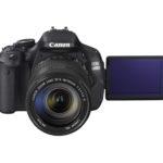 Nuevas cámaras Canon EOS 600D y 1100D!