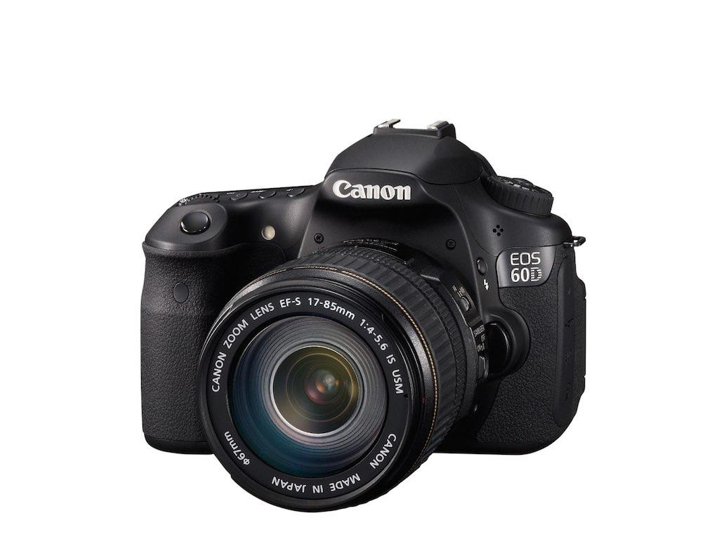 Confirmado! Nueva Canon EOS 60D
