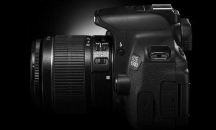 Canon presenta la nueva EOS 650D