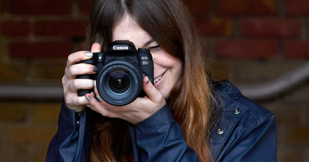 Nuevas cámaras Canon EOS 77D, EOS 800D y EOS M6