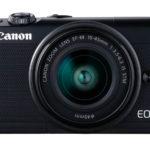Canon EOS M100, la nueva mirrorless