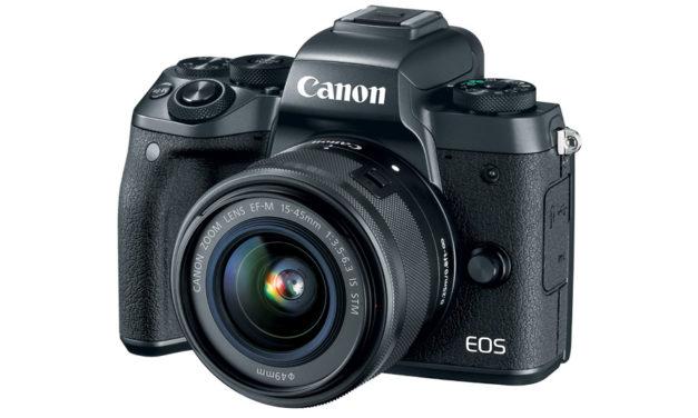 Canon EOS M5, nueva cámara sin espejo de gama alta