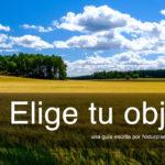 Nuevo ebook gratuito: Elige tu objetivo