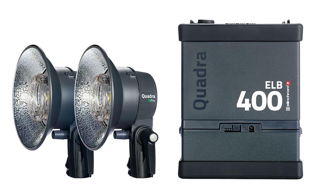 Probamos el flash portátil Elinchrom ELB 400