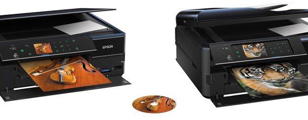 Nuevas impresoras Epson Stylus Photo PX730WD y PX830FWD