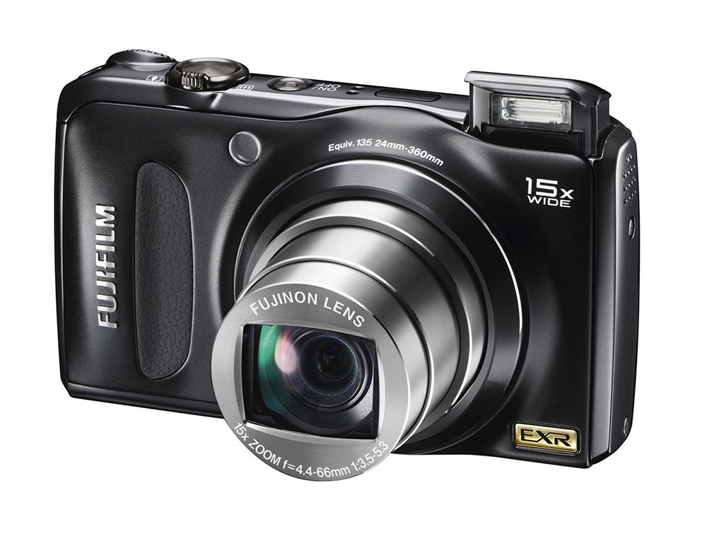 Nueva gama de cámaras digitales FinePix