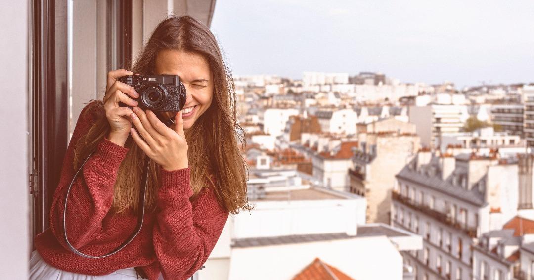 Listos para empezar nuevos cursos de fotografía