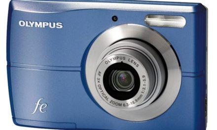 Nuevas cámaras compactas Olympus para Otoño-Invierno 2009-2010