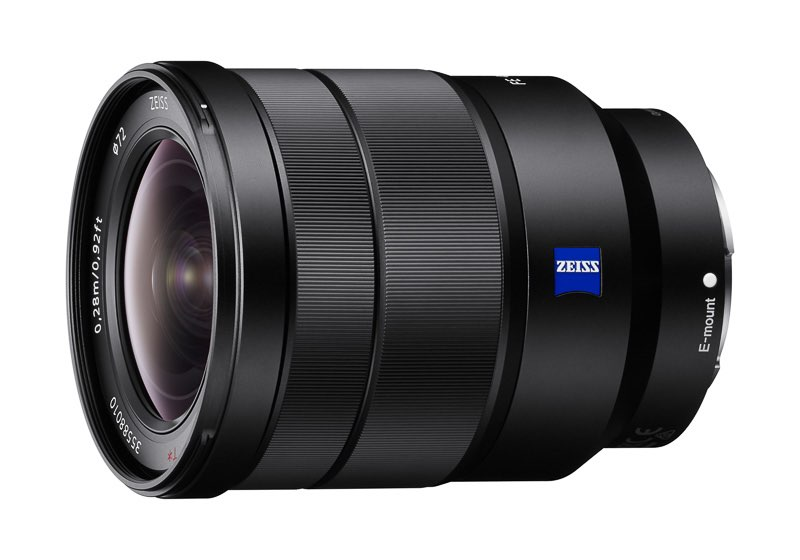 "Sony presenta su zoom ZEISS 16-35mm f/4 para ""full frame"""
