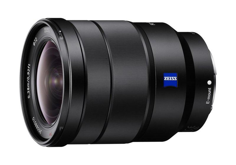 "Sony presenta su zoom ZEISS 16-35mm f/4 para ""full frame"""