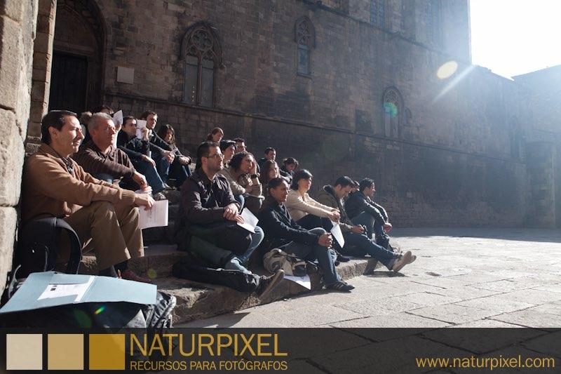 Curso de fotografía Barcelona Fotowalk, 19 de marzo de 2011