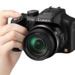 Nuevas cámaras de Panasonic. LUMIX DMC-FZ150 y LUMIX DMC-FX90