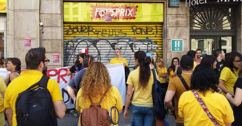 Fotoprix se la queda la cadena vasca FotoIkatz