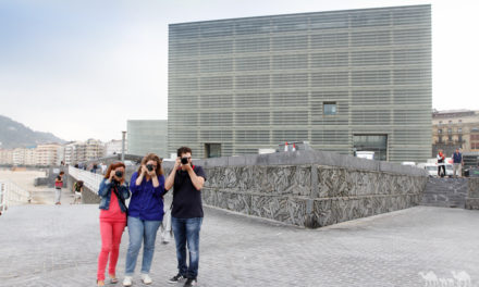 Curso de Fotografía Fotowalk Donostia 1, 4 de octubre de 2014