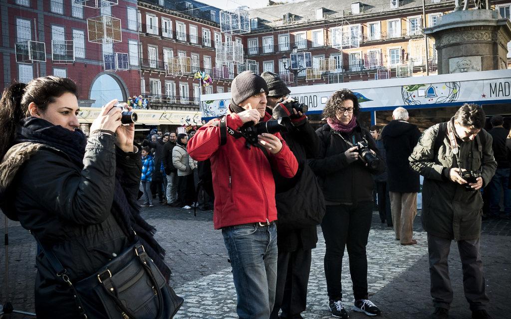 Así fue el Fotowalk Madrid del 20 de diciembre de 2014