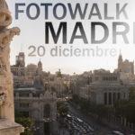 Próximo 20 de diciembre curso de fotografía Fotowalk Madrid