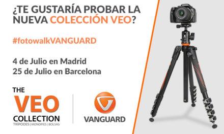 Te invitamos al #fotowalkVANGUARD de Madrid y Barcelona