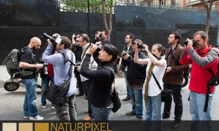 Curso de Fotografía Barcelona Fotowalk Gracia, 16 de abril 2011