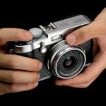 Fujifilm X100T, la tercera generación