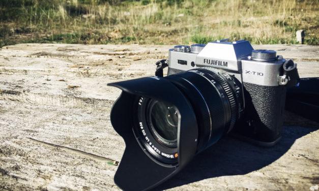 Prueba exhaustiva de la nueva Fujifilm X-T10