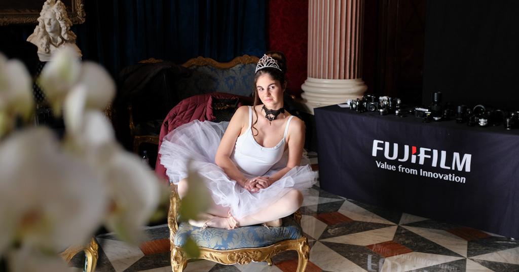Probando la Fujifilm GFX 50S