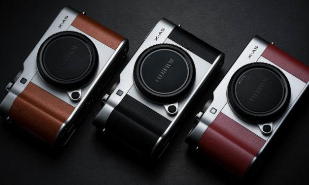 Fujifilm X-A5, la más ligera y pequeña de la serie X se presenta junto al objetivo 15-45mm ƒ/3,5-5,6