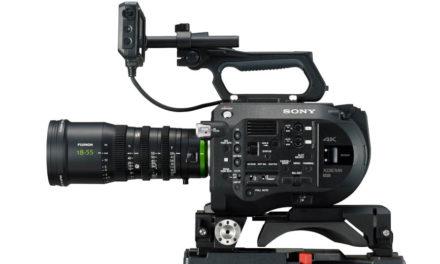 Fujifilm presenta la serie de objetivos MK para cine