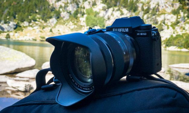 Fujifilm X-S10, la primera cámara de una nueva serie