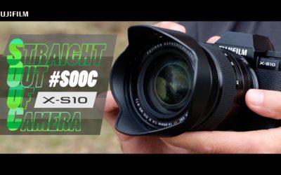 Fujifilm X-S10, probando la cámara para el proyecto SOOC de Fujifilm